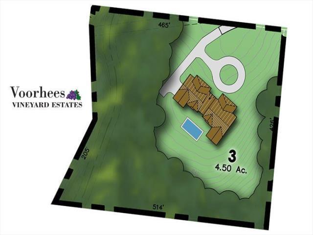 3-Lot Voorhees Vineyard Lane, Indian Hill, OH 45243 (#1414644) :: Bill Gabbard Group
