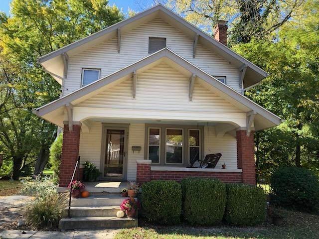 449 N Walnut, Wilmington, OH 45177 (MLS #1679906) :: Apex Group