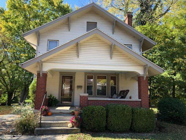 449 N Walnut Street, Wilmington, OH 45177 (#1679906) :: Century 21 Thacker & Associates, Inc.