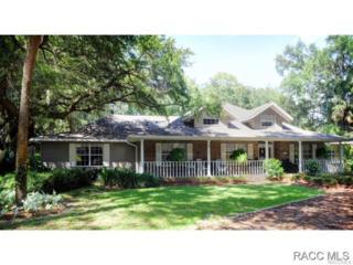 5379 N Sierra Vista Drive, Crystal River, FL 34428 (MLS #727113) :: Plantation Realty Inc.
