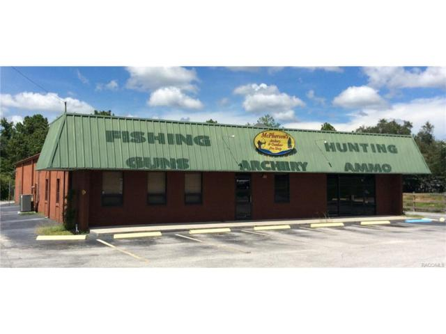 641 E Gulf To Lake Hwy, Lecanto, FL 34461 (MLS #752892) :: Plantation Realty Inc.