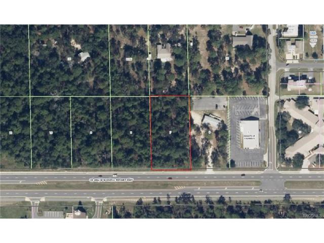 2457 W Norvell Bryant Highway, Lecanto, FL 34461 (MLS #753325) :: Plantation Realty Inc.