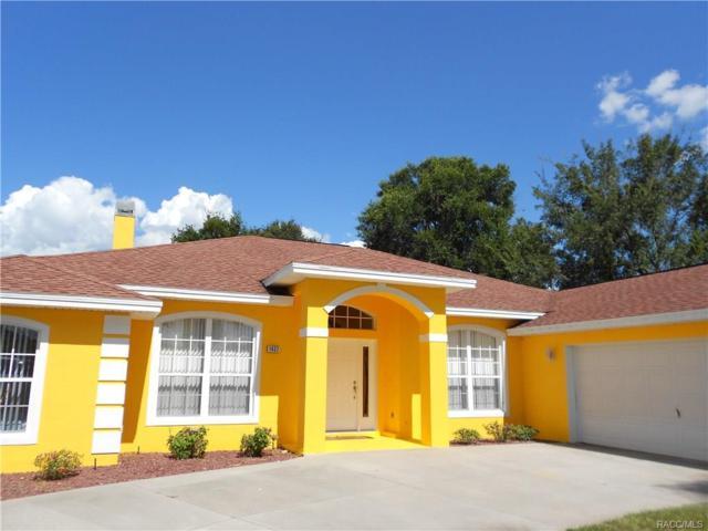 1437 N Foxrun Terrace, Inverness, FL 34453 (MLS #753726) :: Plantation Realty Inc.
