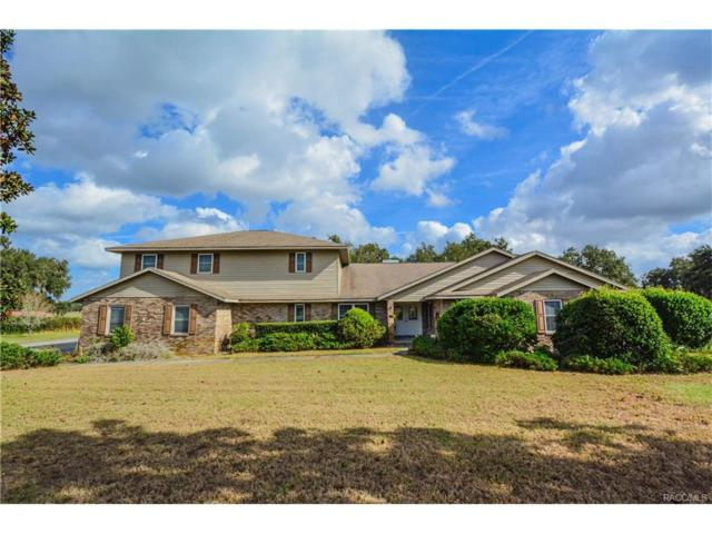 8989 E Sweetwater Drive, Inverness, FL 34450 (MLS #754340) :: Plantation Realty Inc.