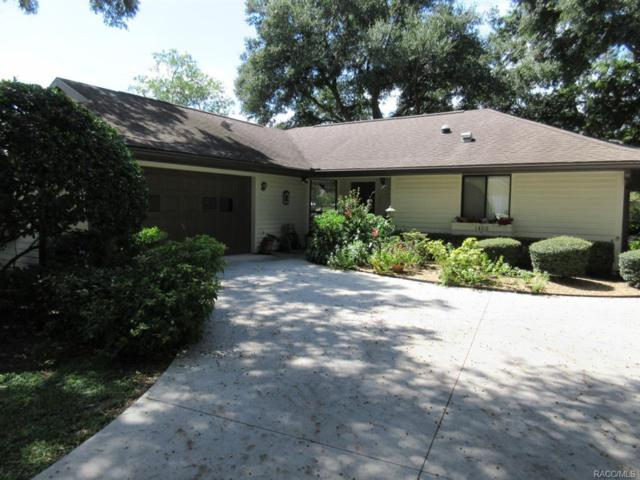 1400 N Hunterston Point, Crystal River, FL 34429 (MLS #756994) :: Plantation Realty Inc.