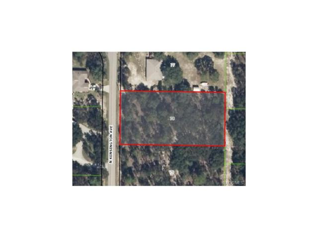 701 N Kensington Avenue, Lecanto, FL 34461 (MLS #757189) :: Plantation Realty Inc.