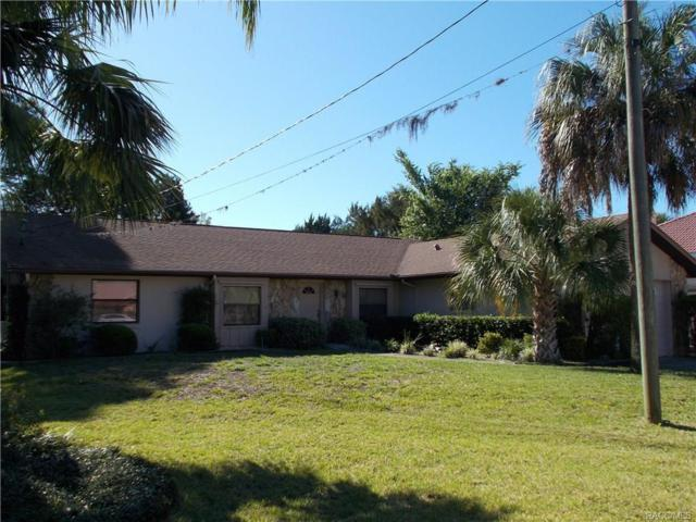 9150 W Harbor Isle Court, Crystal River, FL 34429 (MLS #757212) :: Plantation Realty Inc.