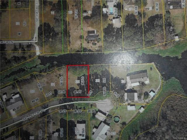 32 L SE 197th Place, Dunnellon, FL 34431 (MLS #757376) :: Plantation Realty Inc.