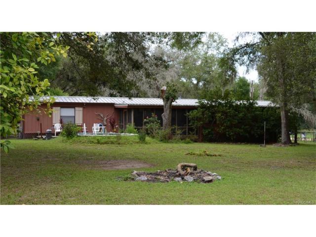 9318 W Hercules Lane, Crystal River, FL 34428 (MLS #760649) :: Plantation Realty Inc.