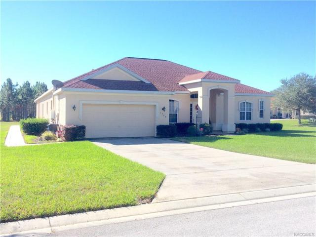 1724 E Citation Path, Inverness, FL 34453 (MLS #761315) :: Plantation Realty Inc.