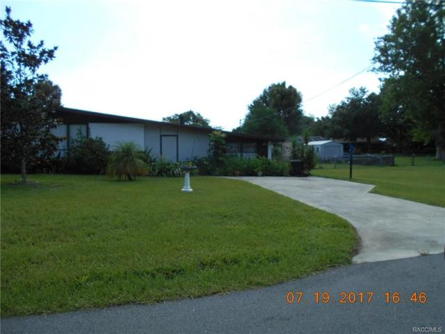 324 S Poinsettia Terrace, Crystal River, FL 34429 (MLS #761807) :: Plantation Realty Inc.