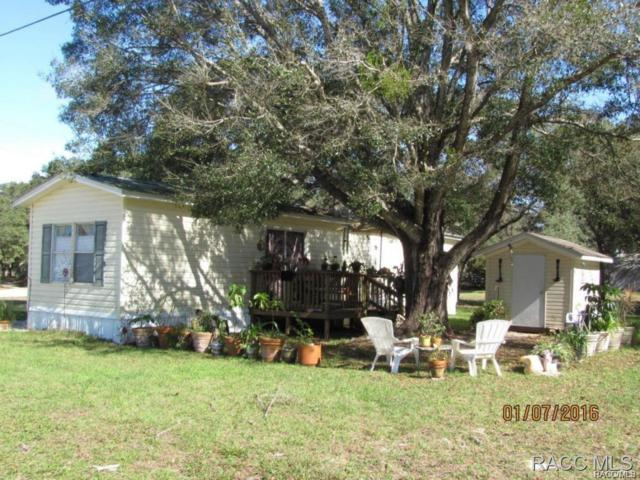 1650 W High Acres Street, Lecanto, FL 34461 (MLS #762225) :: Plantation Realty Inc.
