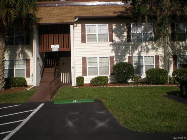 2400 Forest Drive #152, Inverness, FL 34453 (MLS #762382) :: Plantation Realty Inc.