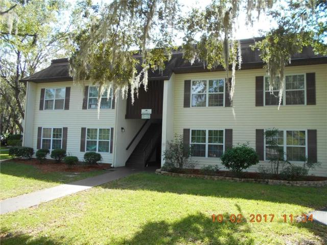 2400 Forest Drive #117, Inverness, FL 34453 (MLS #763017) :: Plantation Realty Inc.