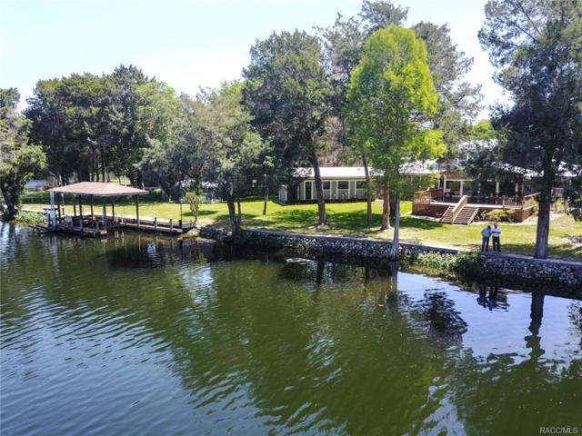 11588 N Caribee Point, Inglis, FL 34449 (MLS #764291) :: Plantation Realty Inc.