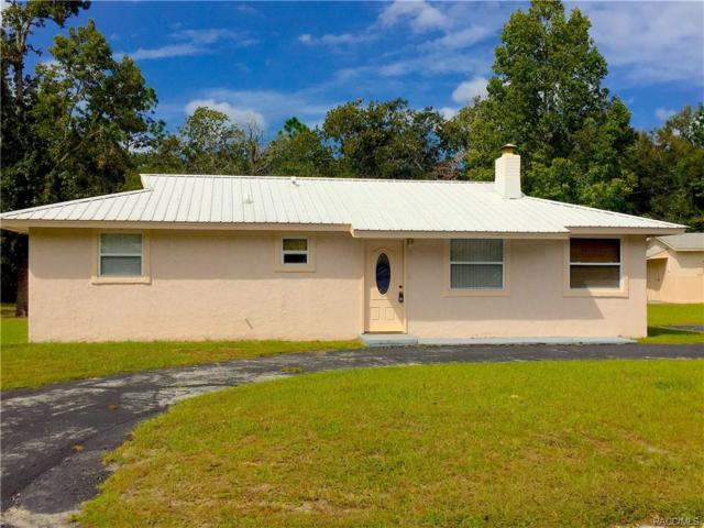 5180 S Forest Terrace, Homosassa, FL 34446 (MLS #764300) :: Plantation Realty Inc.