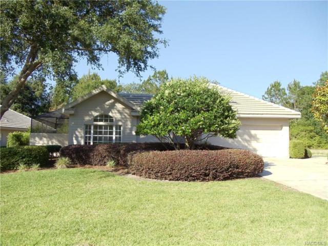 3156 N Barton Creek Circle, Lecanto, FL 34461 (MLS #764378) :: Plantation Realty Inc.