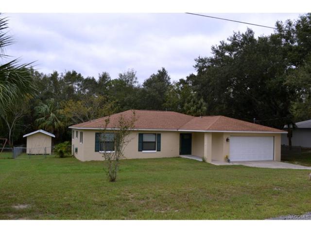 820 S Thyme Point, Homosassa, FL 34448 (MLS #764472) :: Plantation Realty Inc.