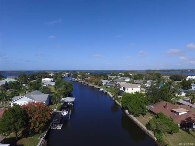 Lot # 105 W Bayshore Drive, Crystal River, FL 34429 (MLS #764655) :: Plantation Realty Inc.