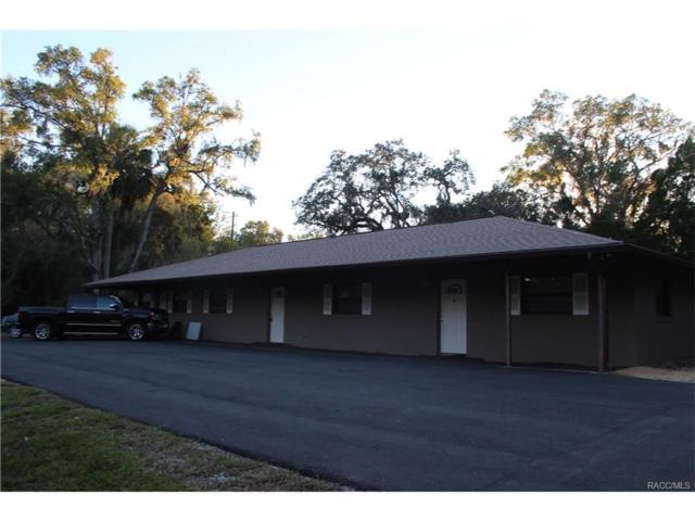 121 NW Crystal Street, Crystal River, FL 34429 (MLS #764739) :: Plantation Realty Inc.