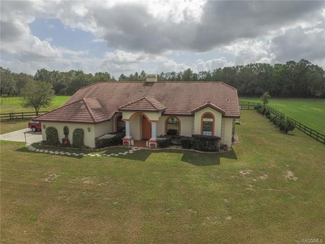 5688 E Sweetgrass Court, Floral City, FL 34436 (MLS #764804) :: Plantation Realty Inc.