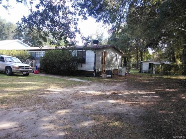 8032 E Peacock Lane, Floral City, FL 34436 (MLS #765845) :: Plantation Realty Inc.