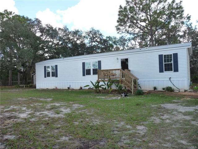 5350 W Field Street, Homosassa, FL 34446 (MLS #765947) :: Plantation Realty Inc.