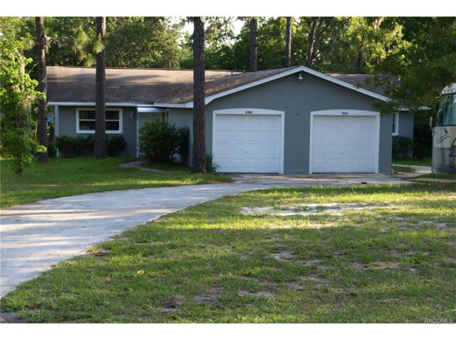 6161 & 6163 W Homosassa Trail, Homosassa, FL 34448 (MLS #766185) :: Plantation Realty Inc.