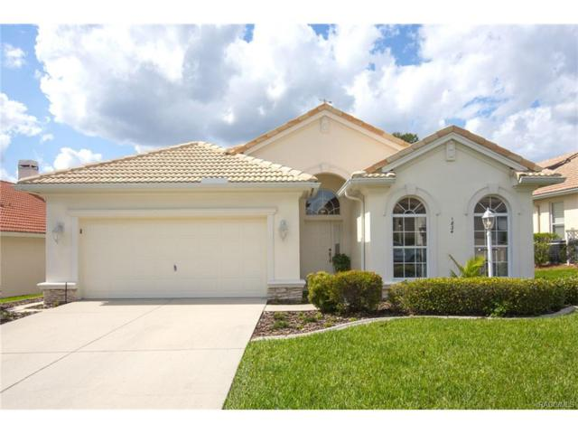 1834 N Gibson Point, Hernando, FL 34442 (MLS #766287) :: Plantation Realty Inc.