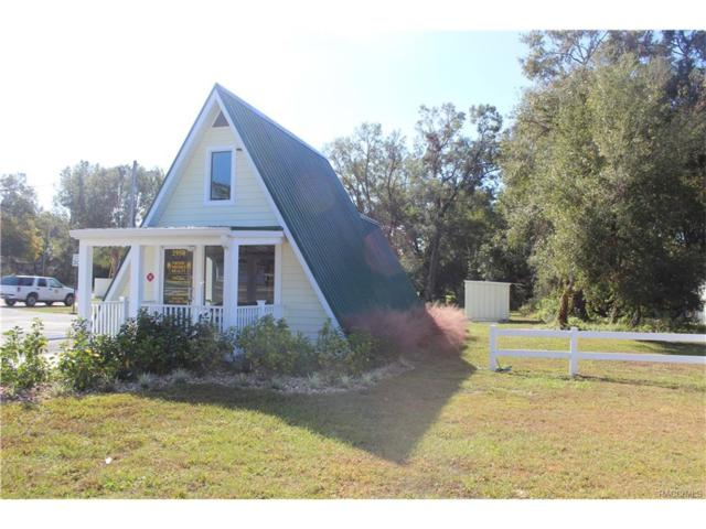 2950 W Gulf To Lake Highway, Lecanto, FL 34461 (MLS #766592) :: Plantation Realty Inc.