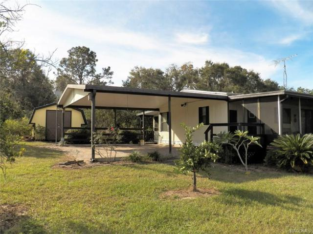 5540 W Grovepark Road, Dunnellon, FL 34433 (MLS #766598) :: Plantation Realty Inc.