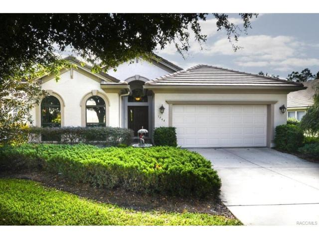 1744 W Laurel Glen Path, Hernando, FL 34442 (MLS #766608) :: Plantation Realty Inc.
