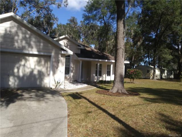22765 SW 117th Street, Dunnellon, FL 34431 (MLS #766637) :: Plantation Realty Inc.