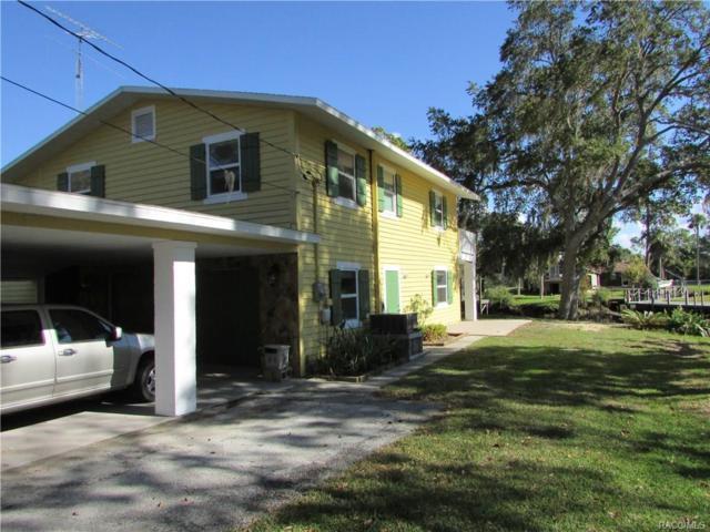 11565 N Caribee Point, Inglis, FL 34449 (MLS #766650) :: Plantation Realty Inc.