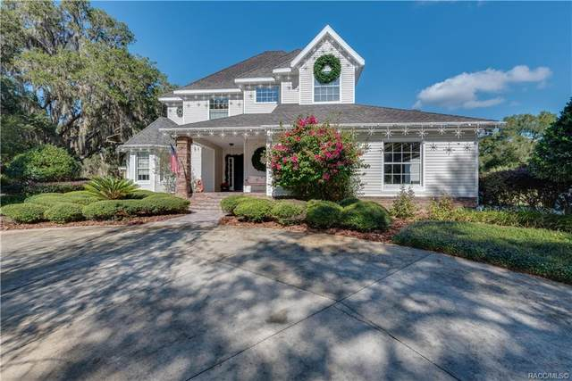 9197 E Sweetwater Drive, Inverness, FL 34450 (MLS #766651) :: Plantation Realty Inc.