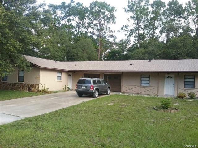 10903 W Gem Street, Crystal River, FL 34428 (MLS #766677) :: Plantation Realty Inc.