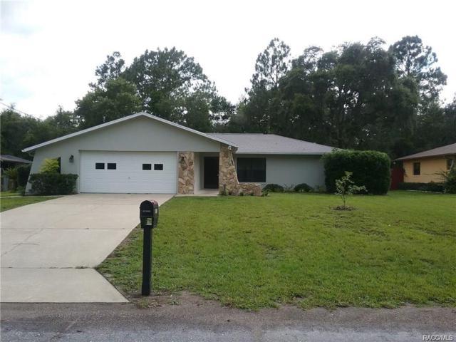 8812 N Amboy Drive, Citrus Springs, FL 34434 (MLS #766703) :: Plantation Realty Inc.