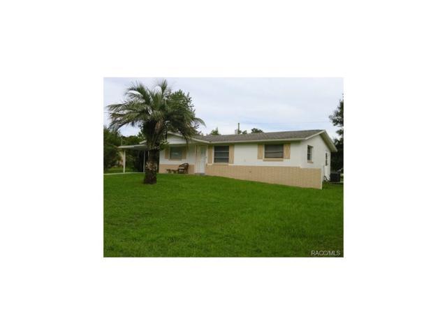 49 S Monroe Street, Beverly Hills, FL 34465 (MLS #766746) :: Plantation Realty Inc.