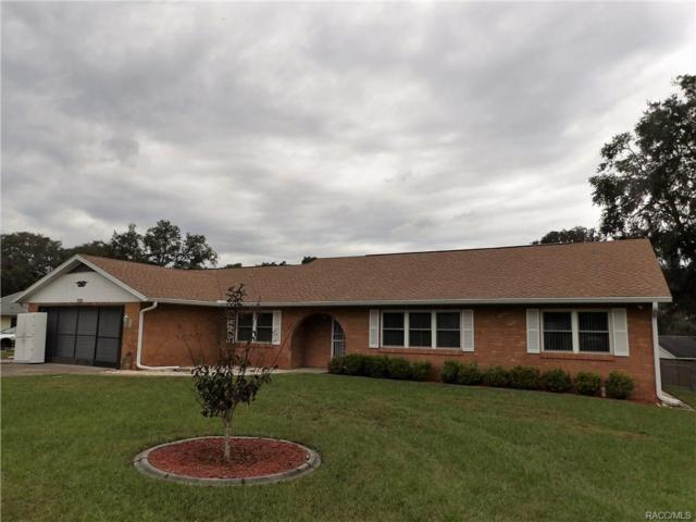 1318 Lakeview Drive, Inverness, FL 34450 (MLS #766750) :: Plantation Realty Inc.