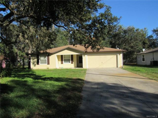167 S Fitzpatrick Avenue, Inverness, FL 34453 (MLS #766755) :: Plantation Realty Inc.