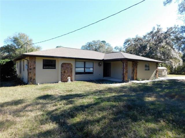 3207 E Withlacoochee Trail, Dunnellon, FL 34434 (MLS #766757) :: Plantation Realty Inc.