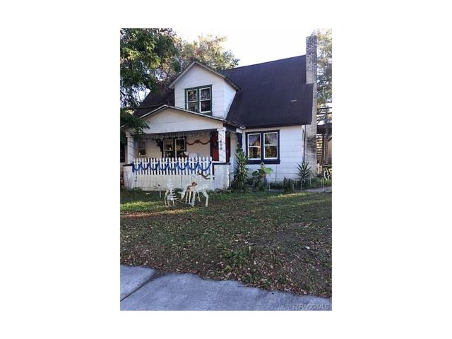 409 Tompkins Street, Inverness, FL 34450 (MLS #766758) :: Plantation Realty Inc.