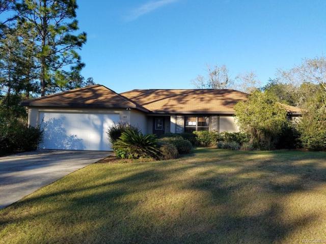 1403 W Landmark Drive, Citrus Springs, FL 34434 (MLS #766775) :: Plantation Realty Inc.