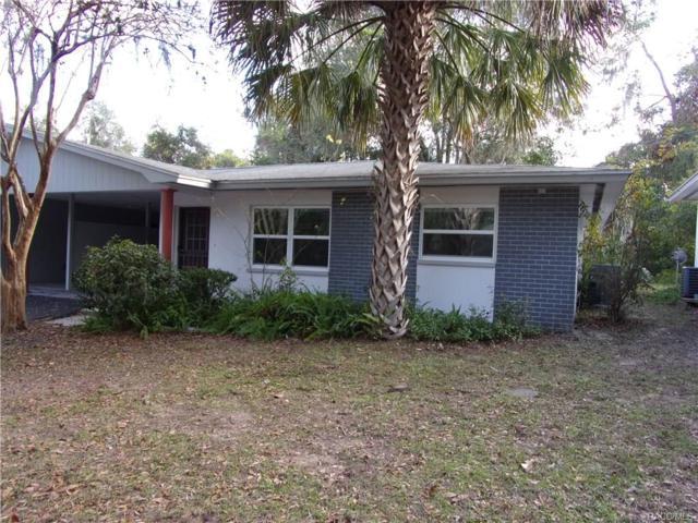 703 Emery Street, Inverness, FL 34450 (MLS #766782) :: Plantation Realty Inc.