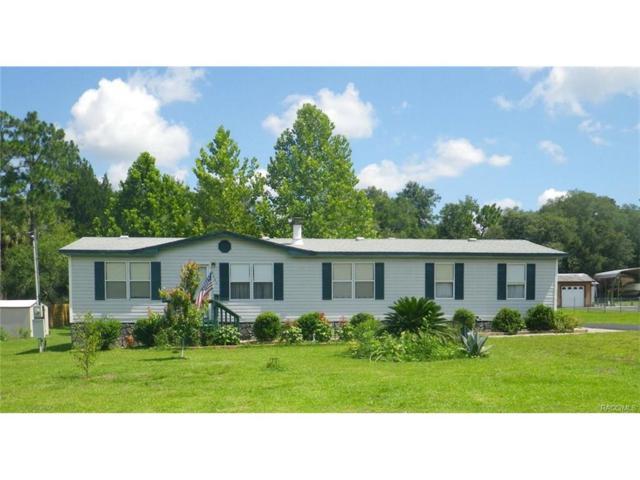 5991 W Minuteman Street, Homosassa, FL 34448 (MLS #766783) :: Plantation Realty Inc.