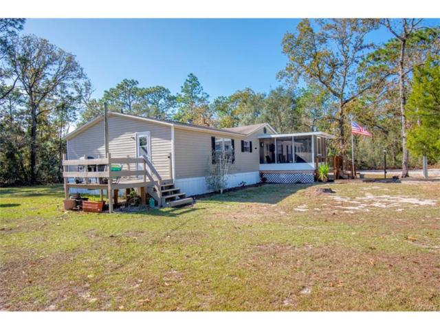 6548 W Oaklawn Street, Homosassa, FL 34446 (MLS #766794) :: Plantation Realty Inc.