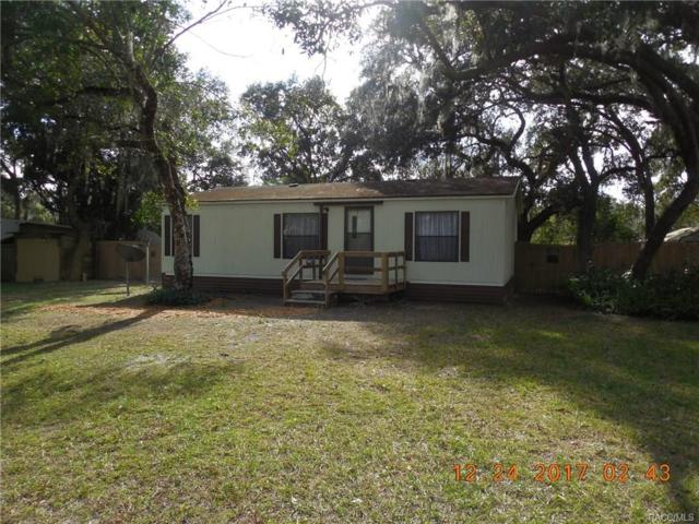 11736 E Warmouth Court, Floral City, FL 34436 (MLS #767965) :: Plantation Realty Inc.