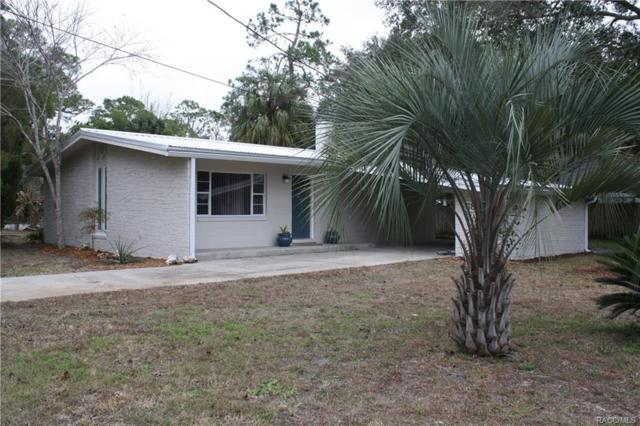 6811 Riverside Drive, Yankeetown, FL 34498 (MLS #768626) :: Plantation Realty Inc.