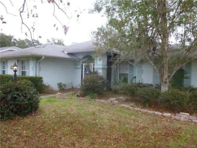 2775 N Churchill Way, Hernando, FL 34442 (MLS #768793) :: Plantation Realty Inc.