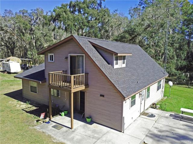 10851 SE 195th Street, Inglis, FL 34449 (MLS #769049) :: Plantation Realty Inc.